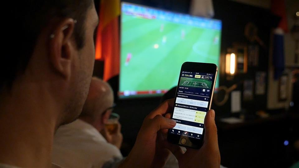 Betting i mobilen är populärt